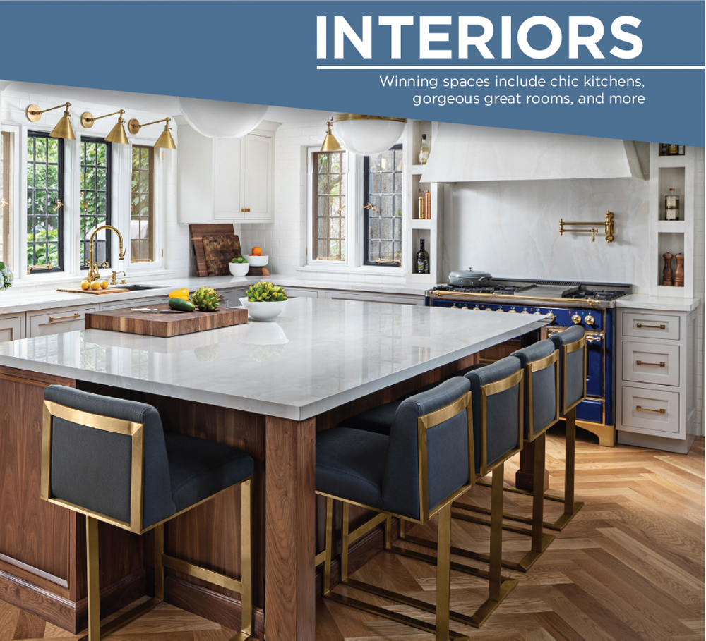 2020 Detroit Design Awards - Interiors