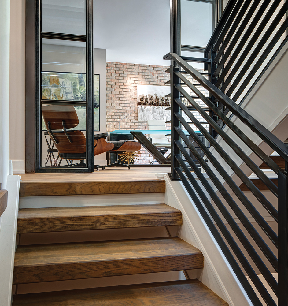 2020 Detroit Design Awards - Stair and Railing - 2nd Place