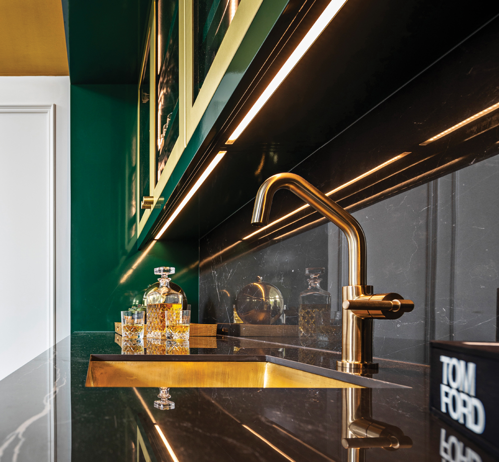 2020 Detroit Design Awards - Bar - 1st Place