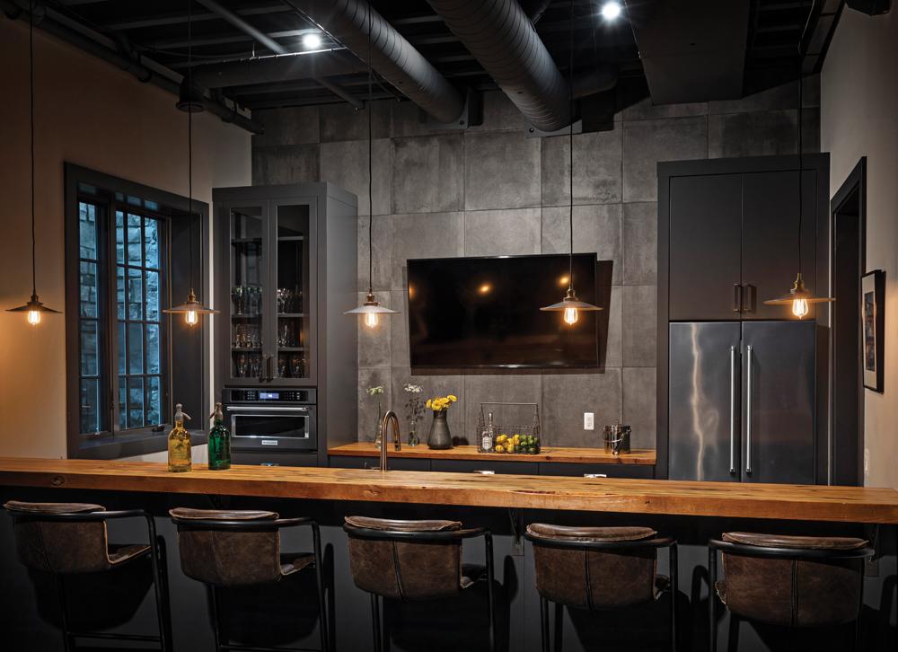 2020 Detroit Design Awards - Bar - 2nd Place