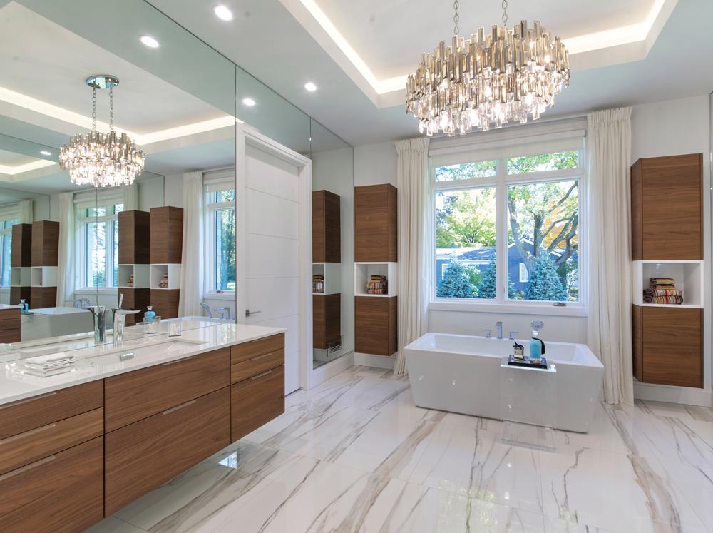 2020 Detroit Design Awards - Bath More than 150 - 1st Place