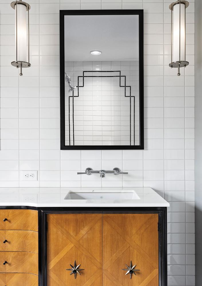 2020 Detroit Design Awards - Bath Up to 150 - 1st Place