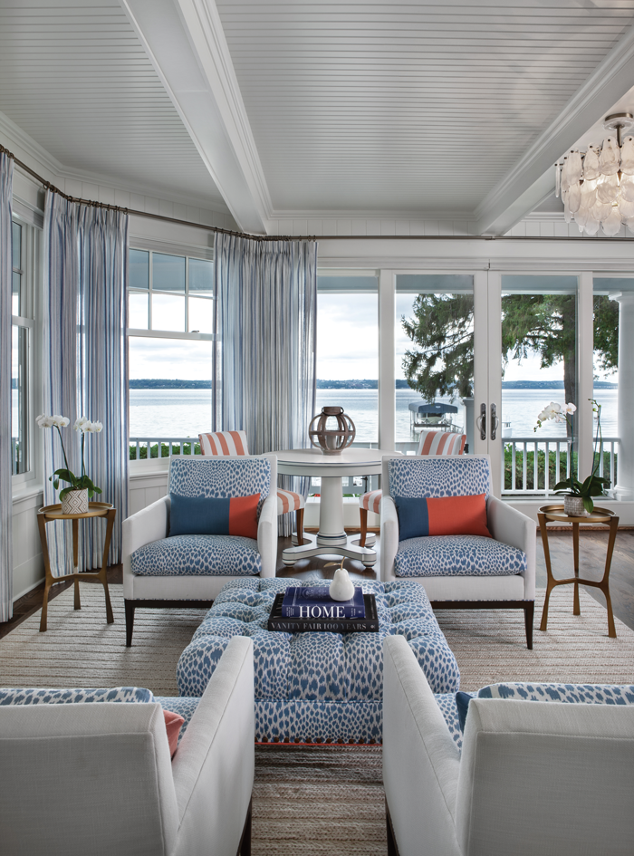 Cottage Company Interiors with Cottage Company of Harbor Springs - Photography by Beth Singer
