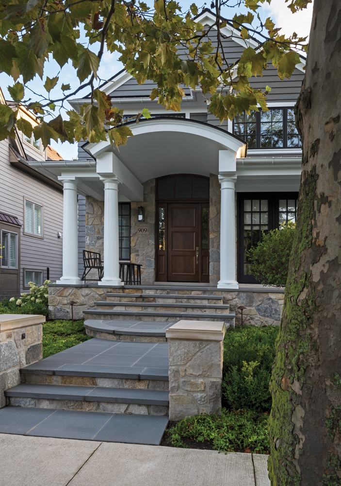 Exterior Use of Stone/Tile/Concrete - 2nd Place