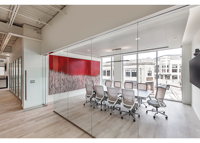 Office Design Conference Room