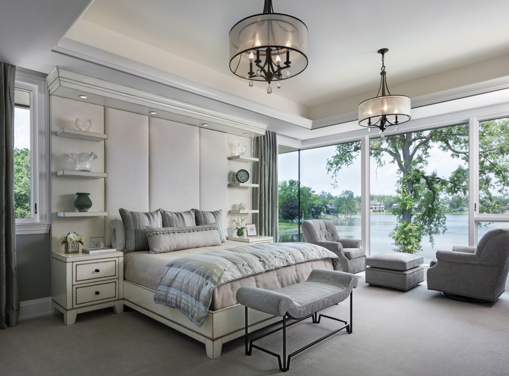 2020 Detroit Design Awards - Traditional Master Suite - 3rd Place
