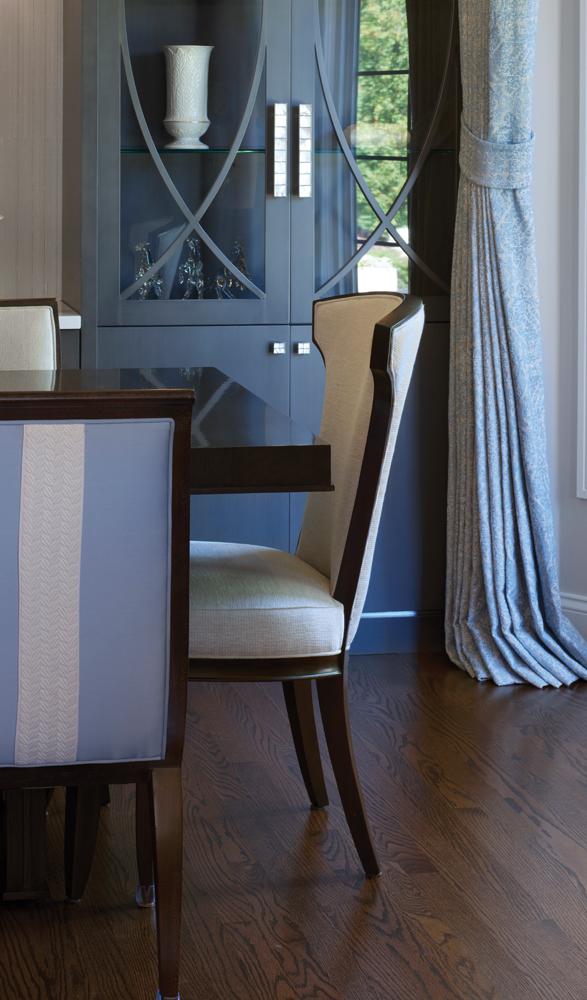 2020 Detroit Design Awards - Use of Fabrics/Upholstery - 1st Place