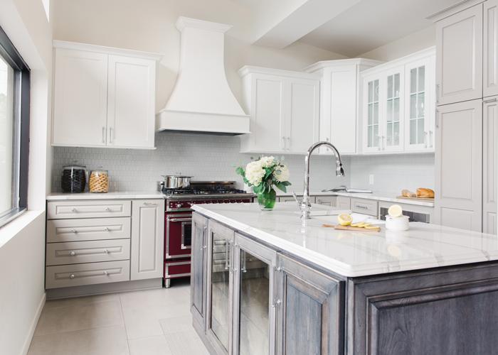 Whiski Kitchen Design Studio with Detroit Build