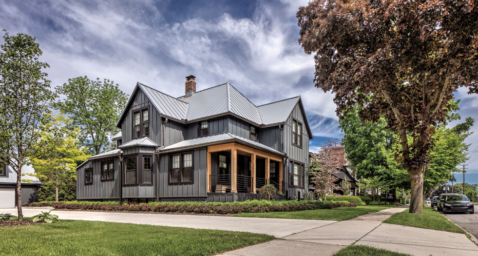 2021 DDA: Homes - Historic Renovation (50 Years and Older) - 1st Place