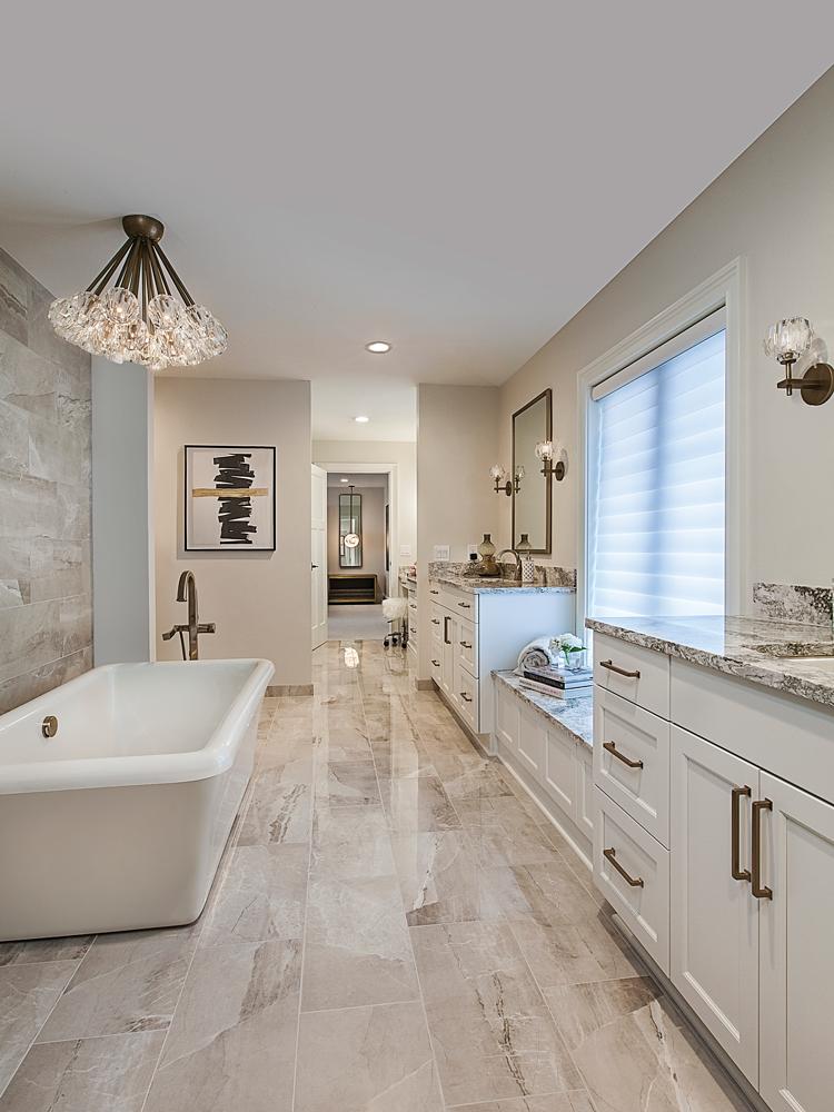 2021 DDA: Interiors - Bath (More Than 150 Square Feet) - 3rd Place