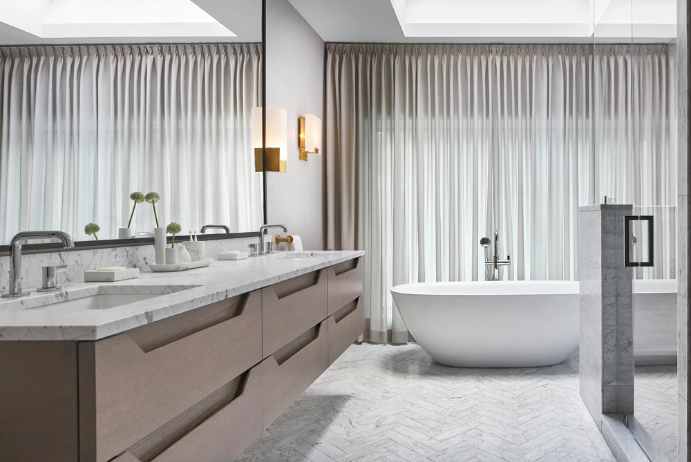 2021 DDA: Interiors - Bath (Up to 150 Square Feet) - 2nd Place