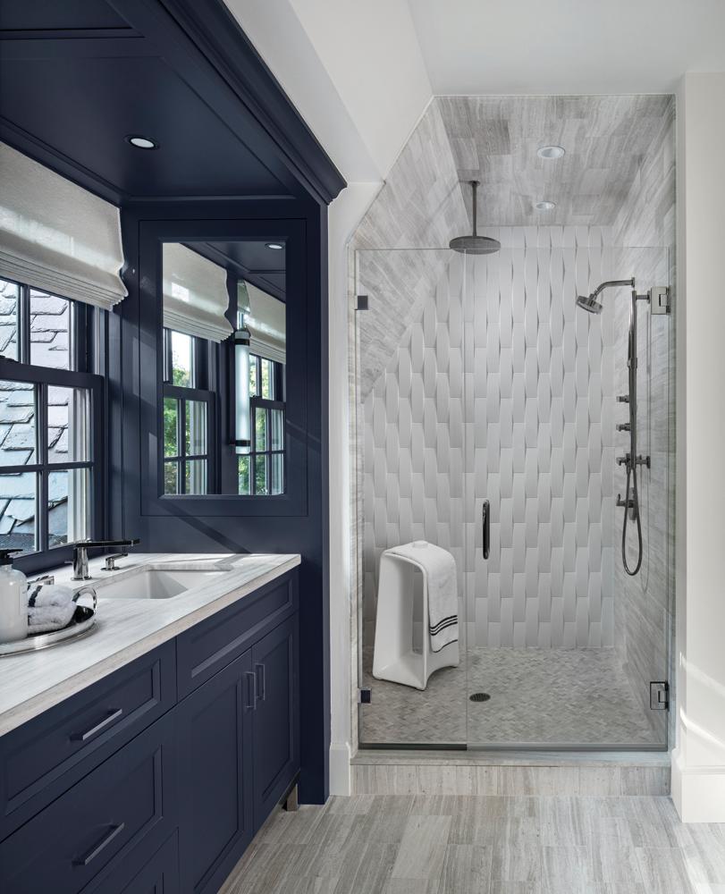 2021 DDA: Interiors - Bath (Up to 150 Square Feet) - 3rd Place