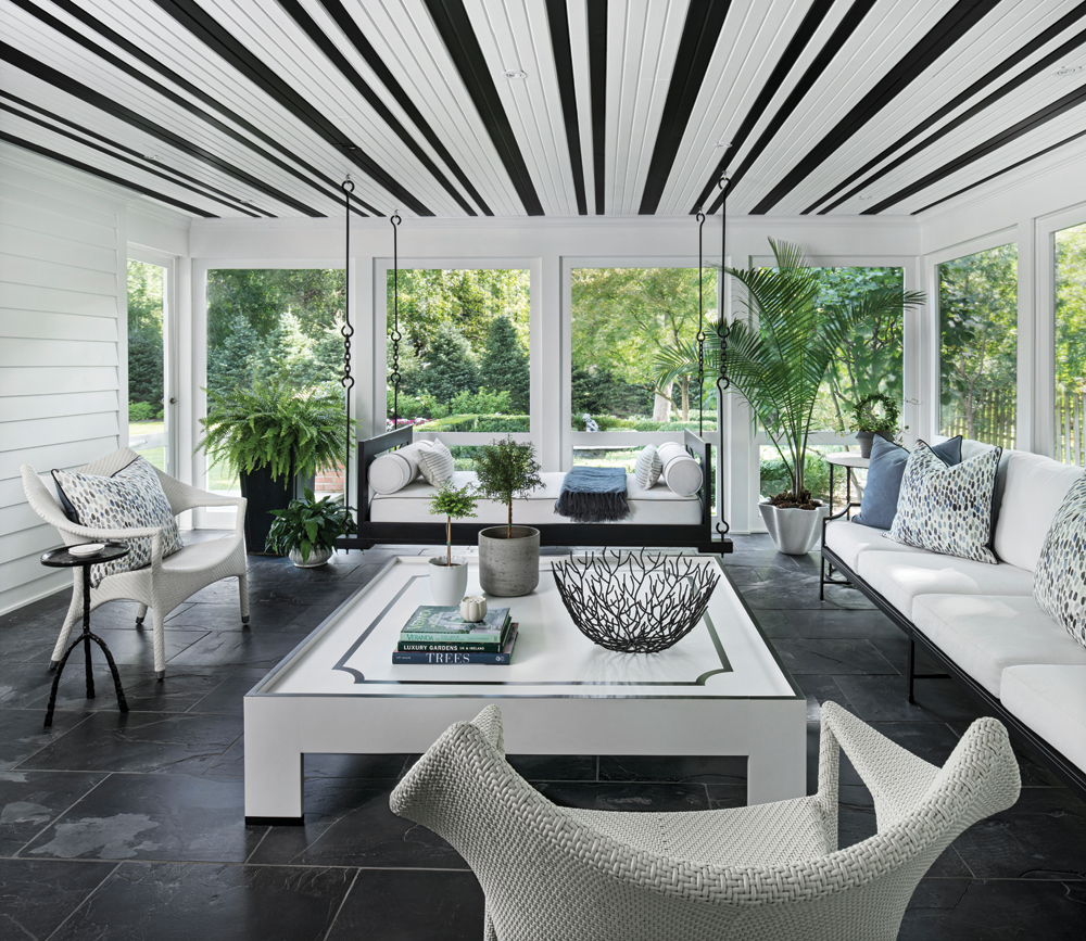 2021 DDA: Interiors - Conservatory/Screen Room/Sunroom - 1st Place