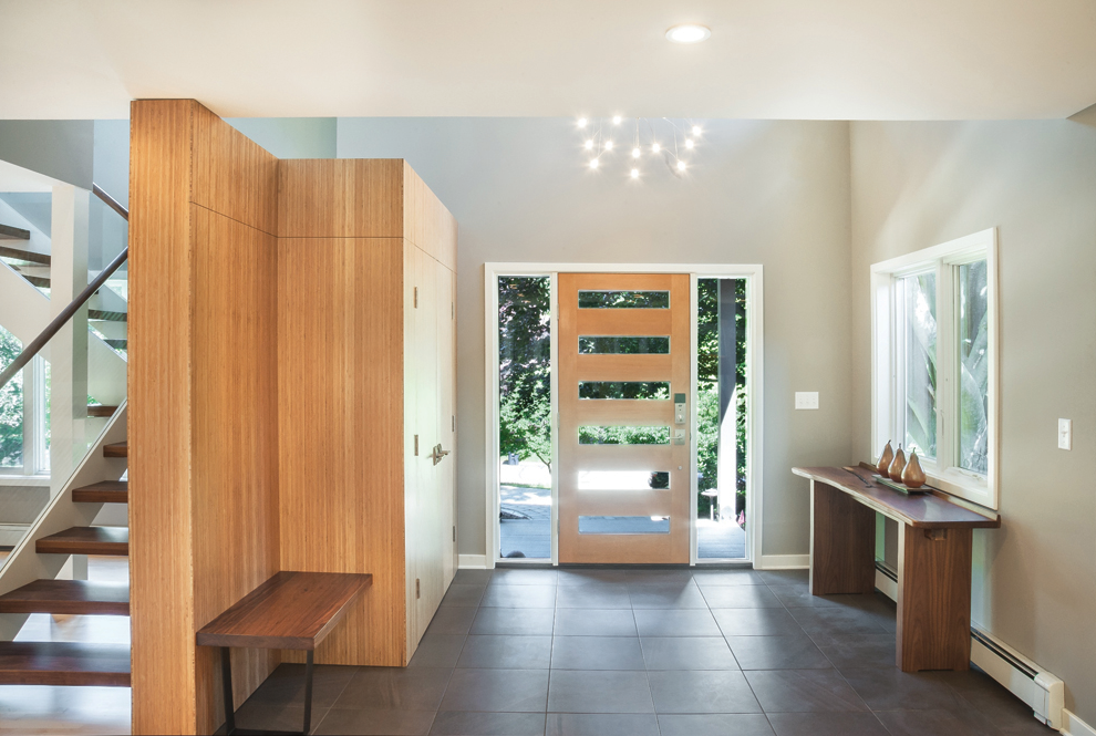 2021 DDA: Interiors - Contemporary Foyer - 3rd Place