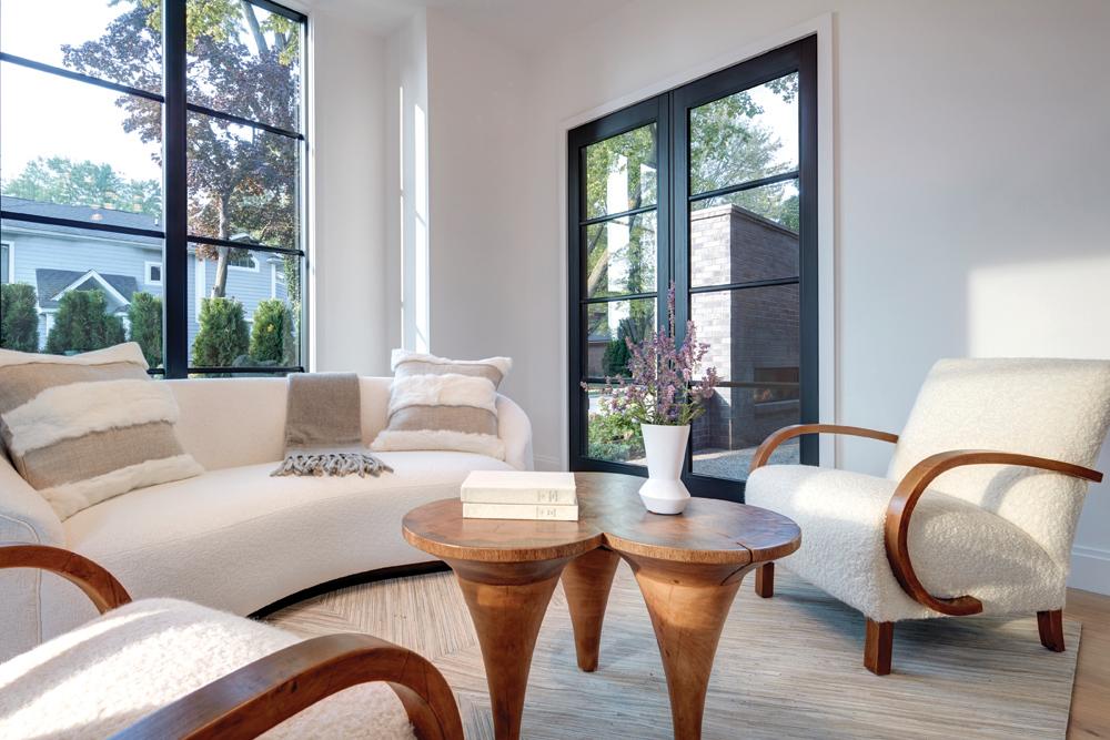 2021 DDA: Interiors - Contemporary Interior Design (More Than One Room) - 1st Place