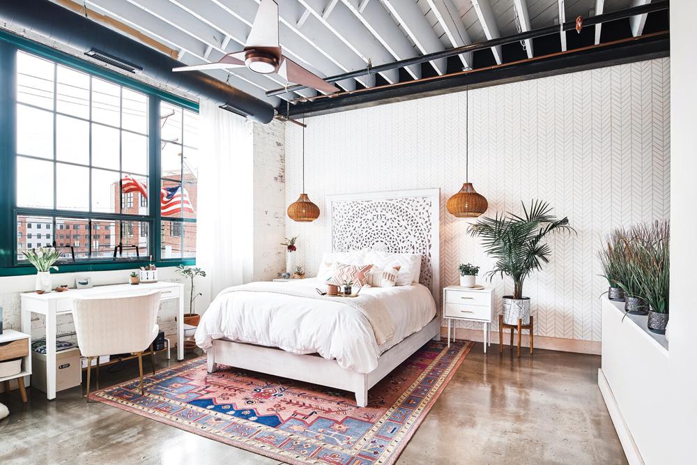 2021 DDA: Interiors - Contemporary Master Suite - 3rd Place