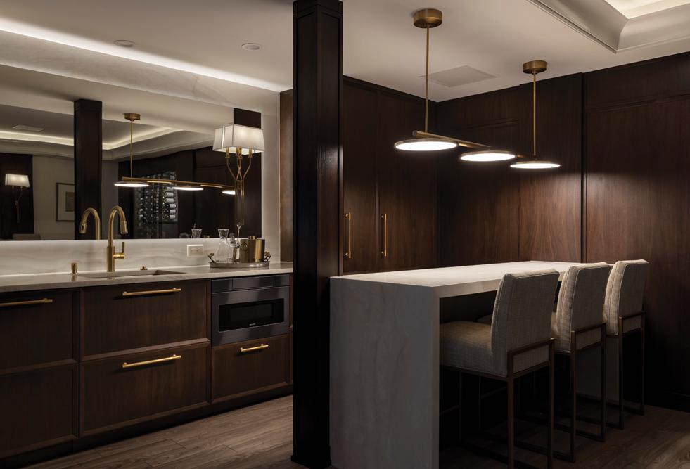2021 DDA: Interiors - Finished Basement - 2nd Place