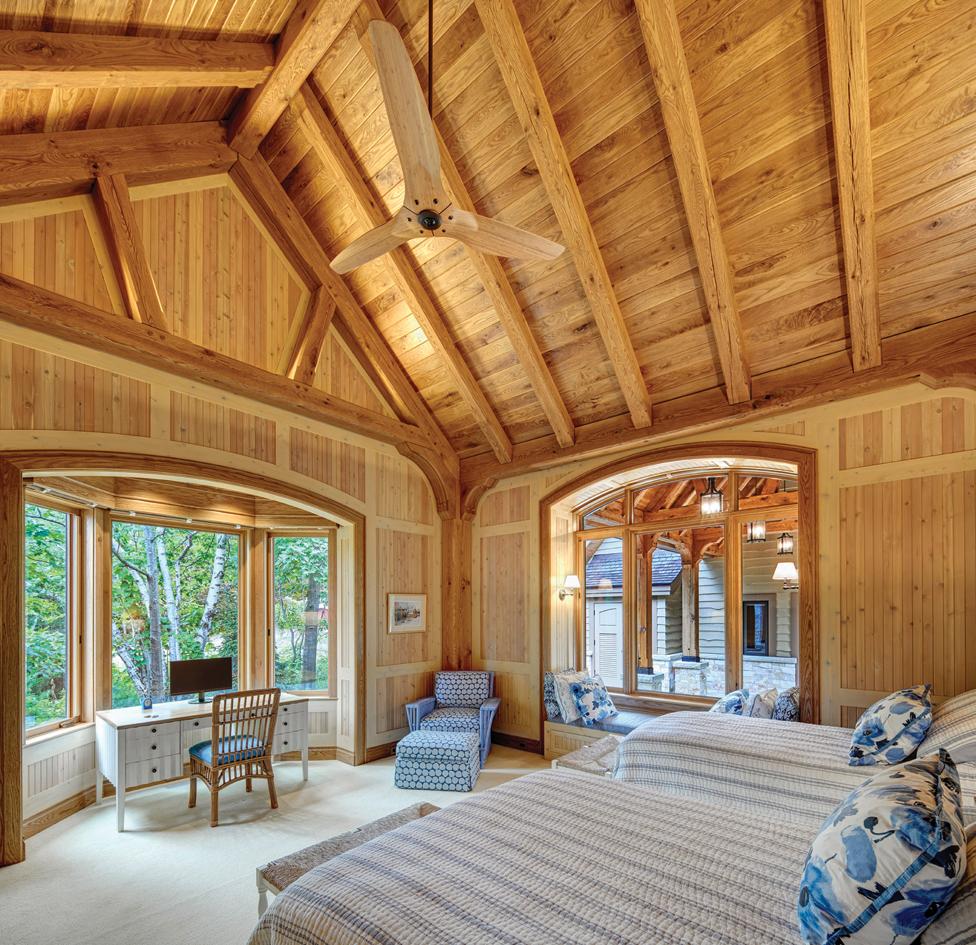 2021 DDA: Interiors - Guest Suite - 1st Place