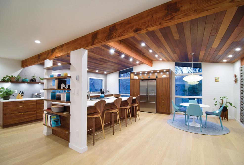 2021 DDA: Interiors - Kitchen (Between 201-500 Square Feet) - 1st Place