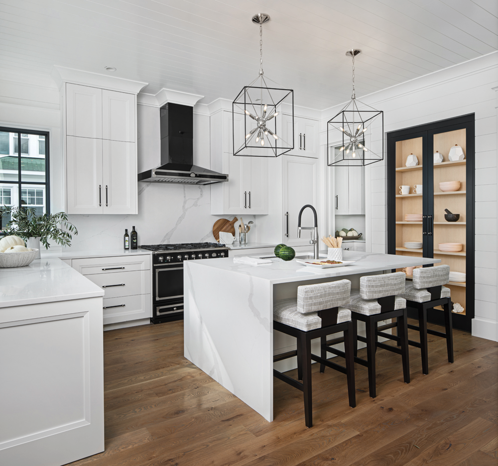 2021 DDA: Interiors - Kitchen (Between 201-500 Square Feet) - 2nd Place