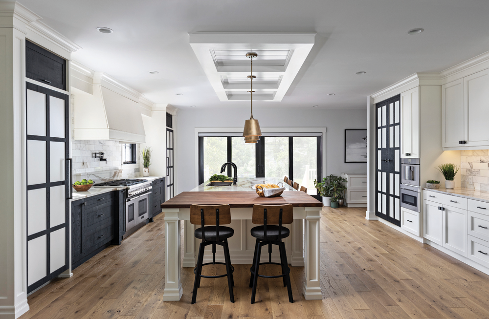 2021 DDA: Interiors - Kitchen (Between 201-500 Square Feet) - 3rd Place