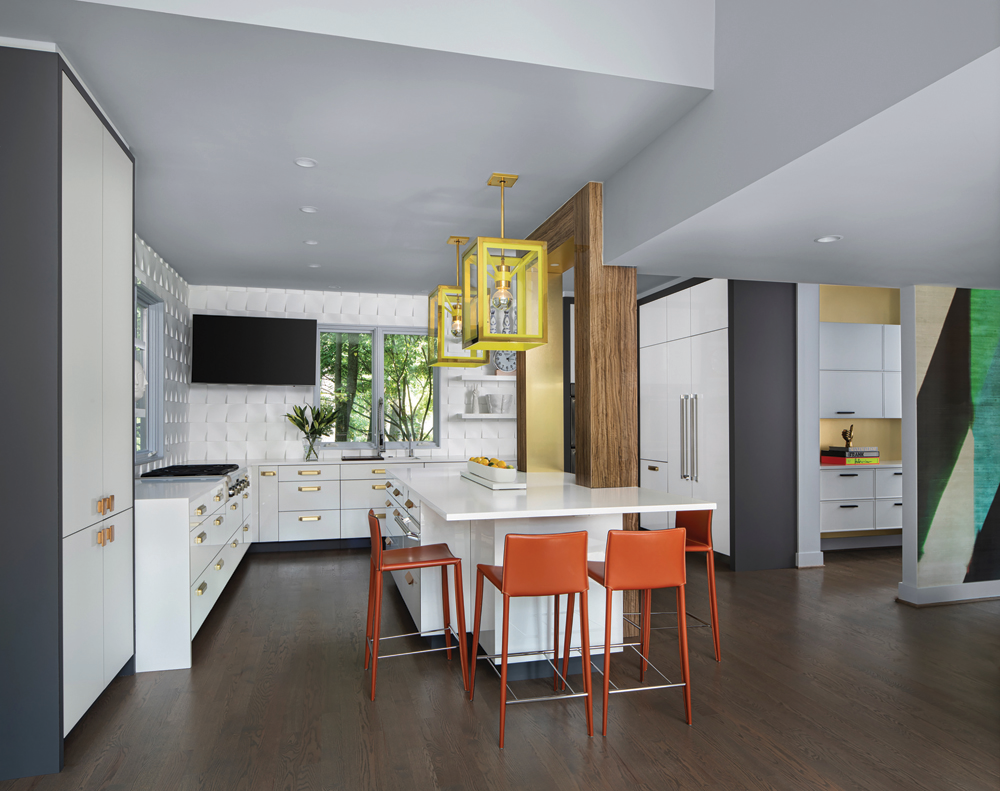 2021 DDA: Interiors - Kitchen (More Than 500 Square Feet) - 1st Place