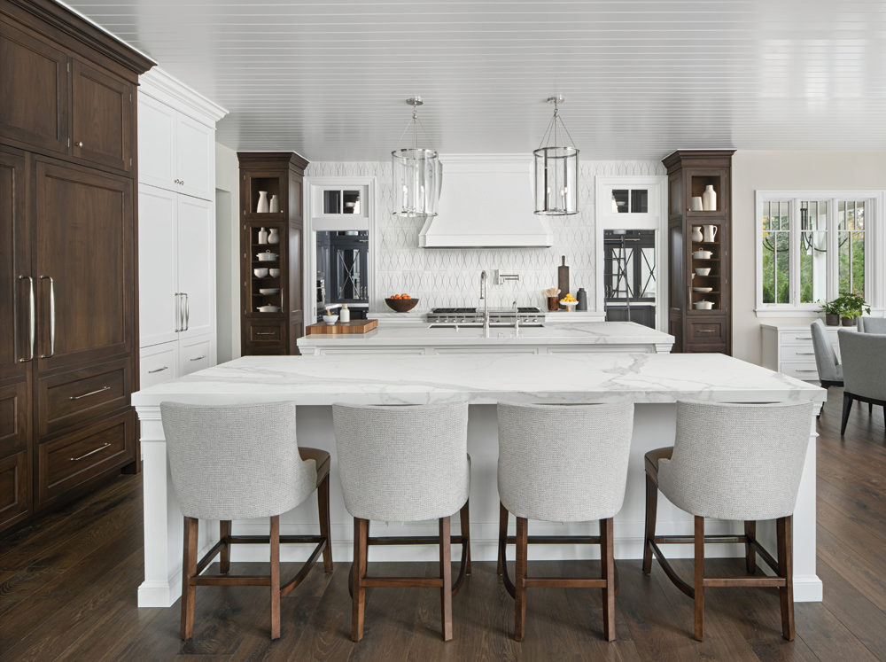 2021 DDA: Interiors - Kitchen (More Than 500 Square Feet) - 2nd Place