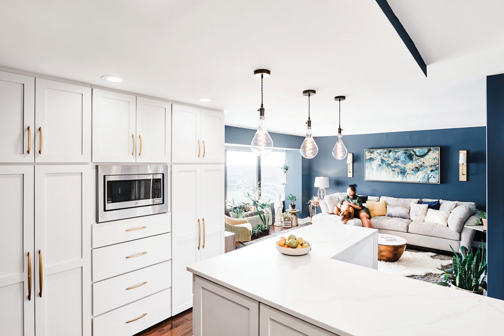2021 DDA: Interiors - Kitchen (Up to 200 Square Feet) - 2nd Place