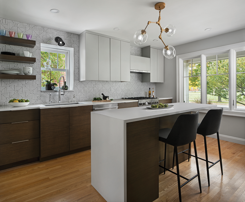 2021 DDA: Interiors - Kitchen (Up to 200 Square Feet) - 3rd Place