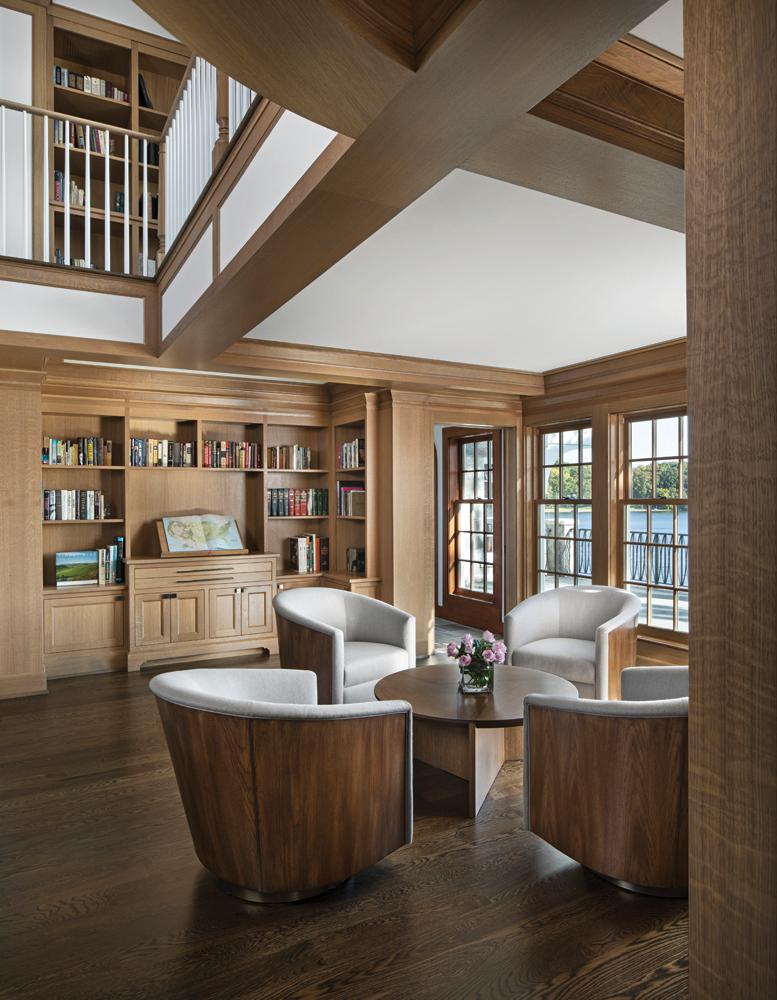 2021 DDA: Interiors - Library/Study - 1st Place