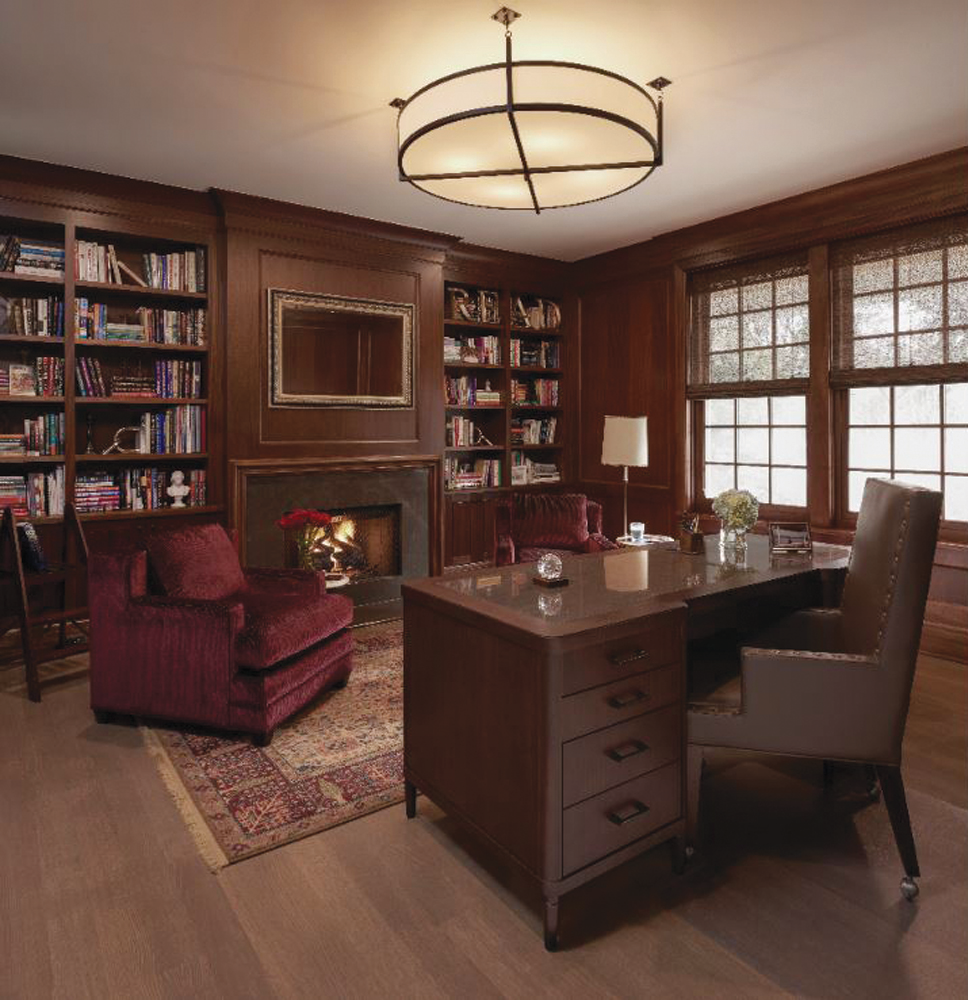 2021 DDA: Interiors - Library/Study - 3rd Place