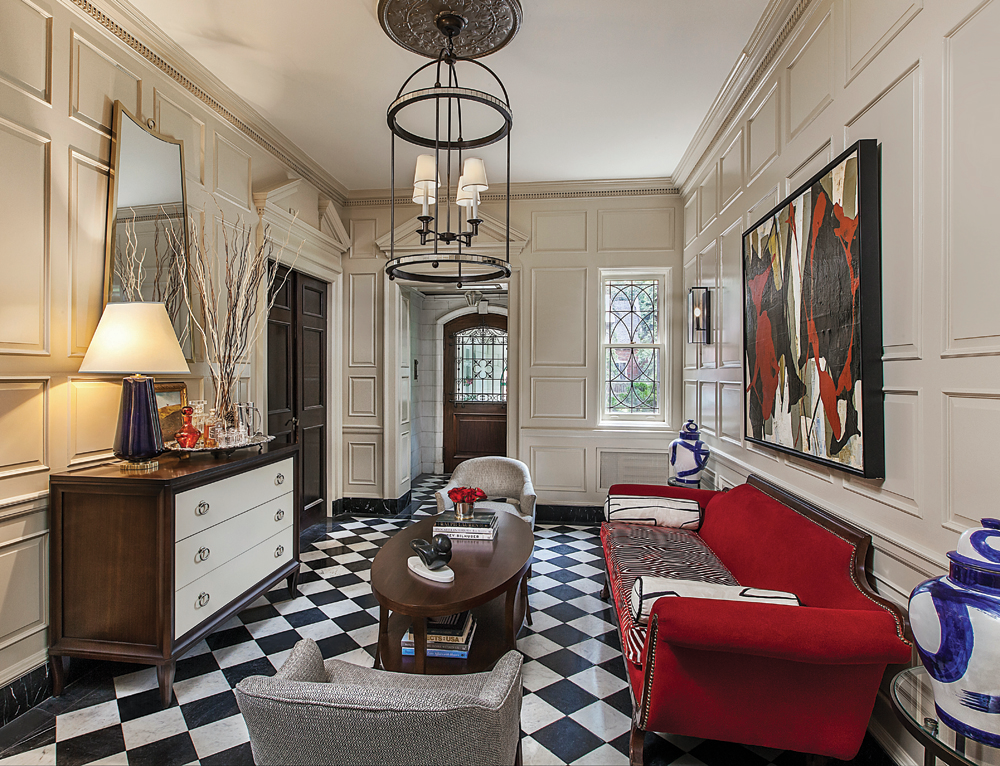 2021 DDA: Interiors - Show House Room - 1st Place