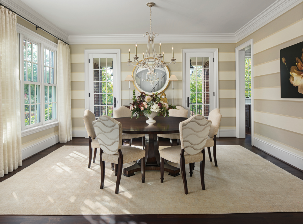 2021 DDA: Interiors - Traditional Dining Room - 1st Place