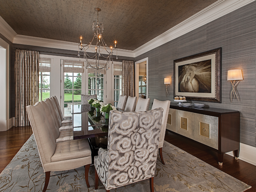 2021 DDA: Interiors - Traditional Dining Room - 2nd Place
