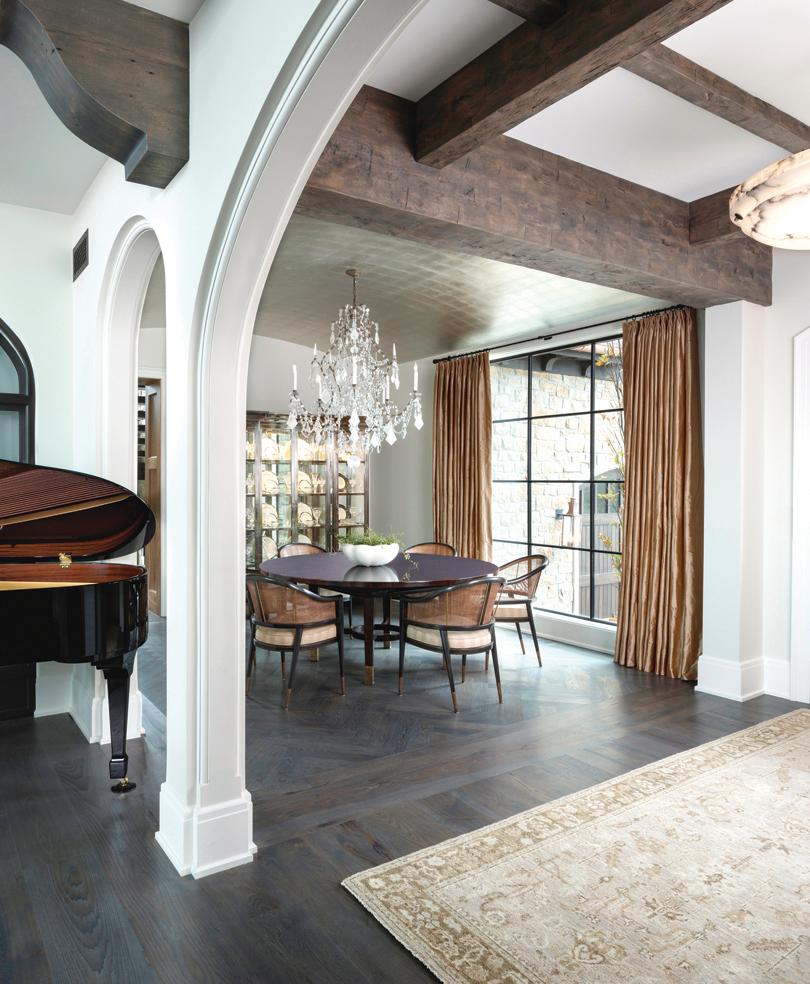 2021 DDA: Interiors - Traditional Dining Room - 3rd Place