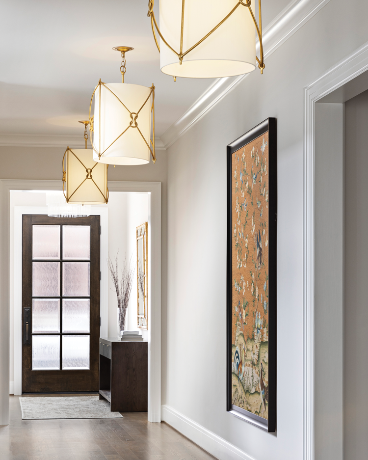 2021 DDA: Interiors - Traditional Foyer - 1st Place
