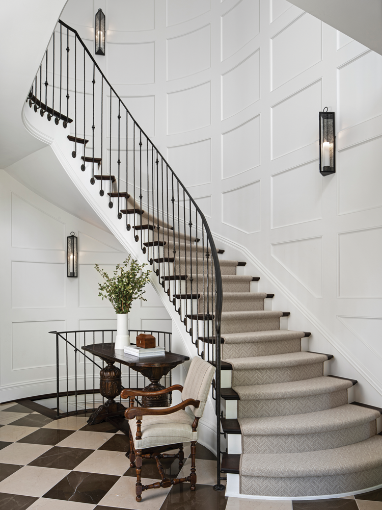 2021 DDA: Interiors - Traditional Foyer - 2nd Place