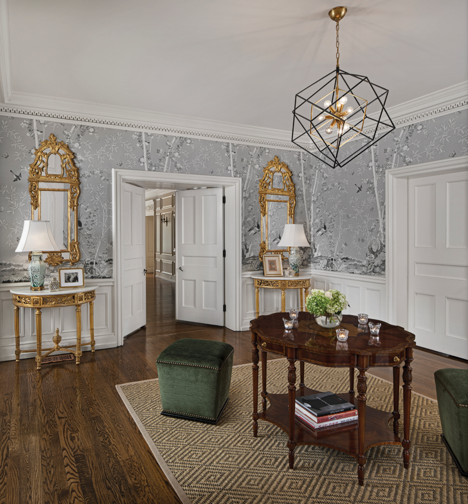 2021 DDA: Interiors - Traditional Foyer - 3rd Place