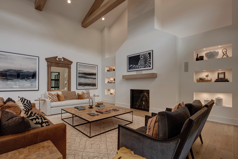 2021 DDA: Interiors - Traditional Living Room/Great Room - 1st Place