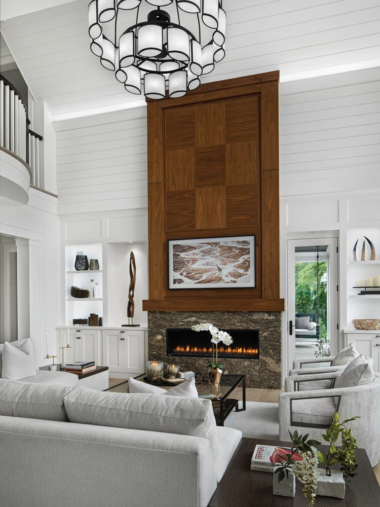2021 DDA: Interiors - Traditional Living Room/Great Room - 3rd Place