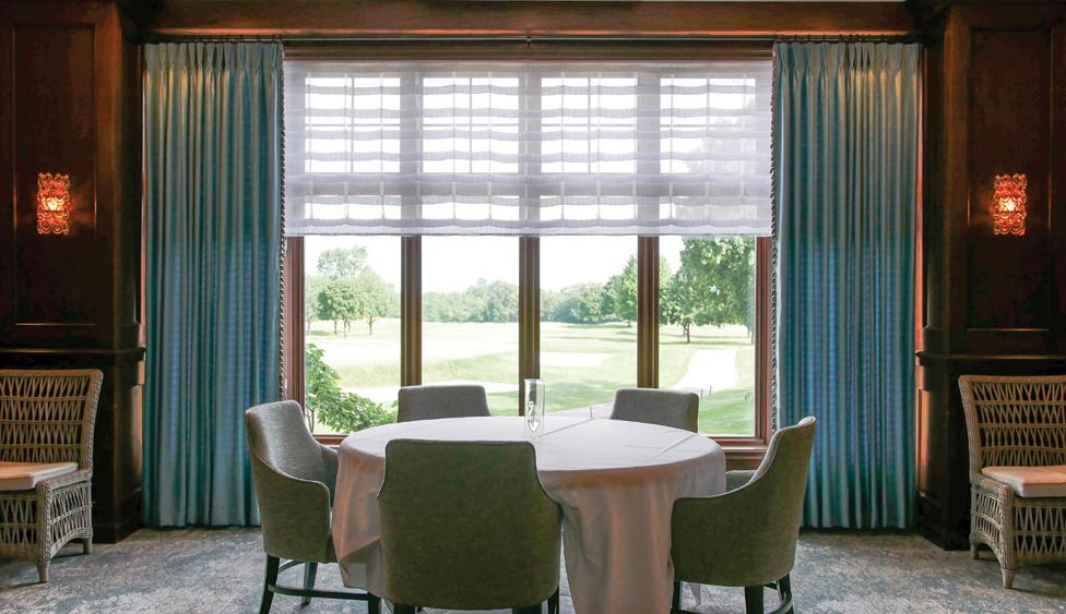 2021 DDA: Interiors - Window Treatment - 1st Place