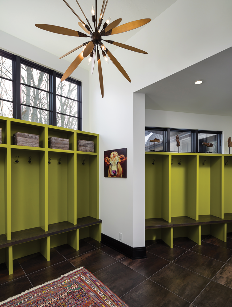 2021 DDA: Interiors - Laundry Room/Mud Room - 2nd Place