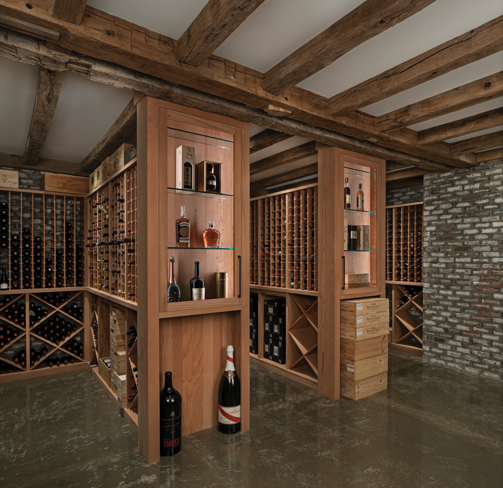 2021 DDA: Interiors - Wine Room - 2nd Place