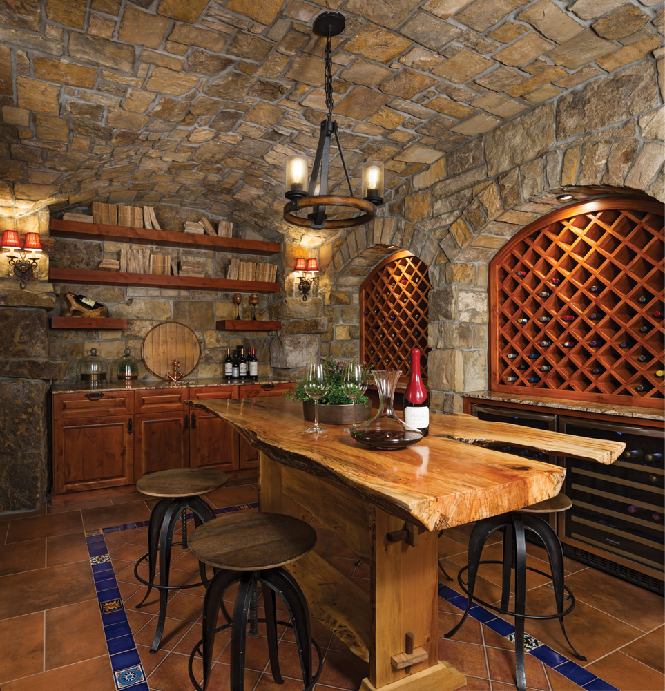 2021 DDA: Interiors - Wine Room - 3rd Place