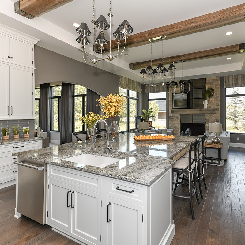Cranbrook Custom Homes - Heights Kitchen